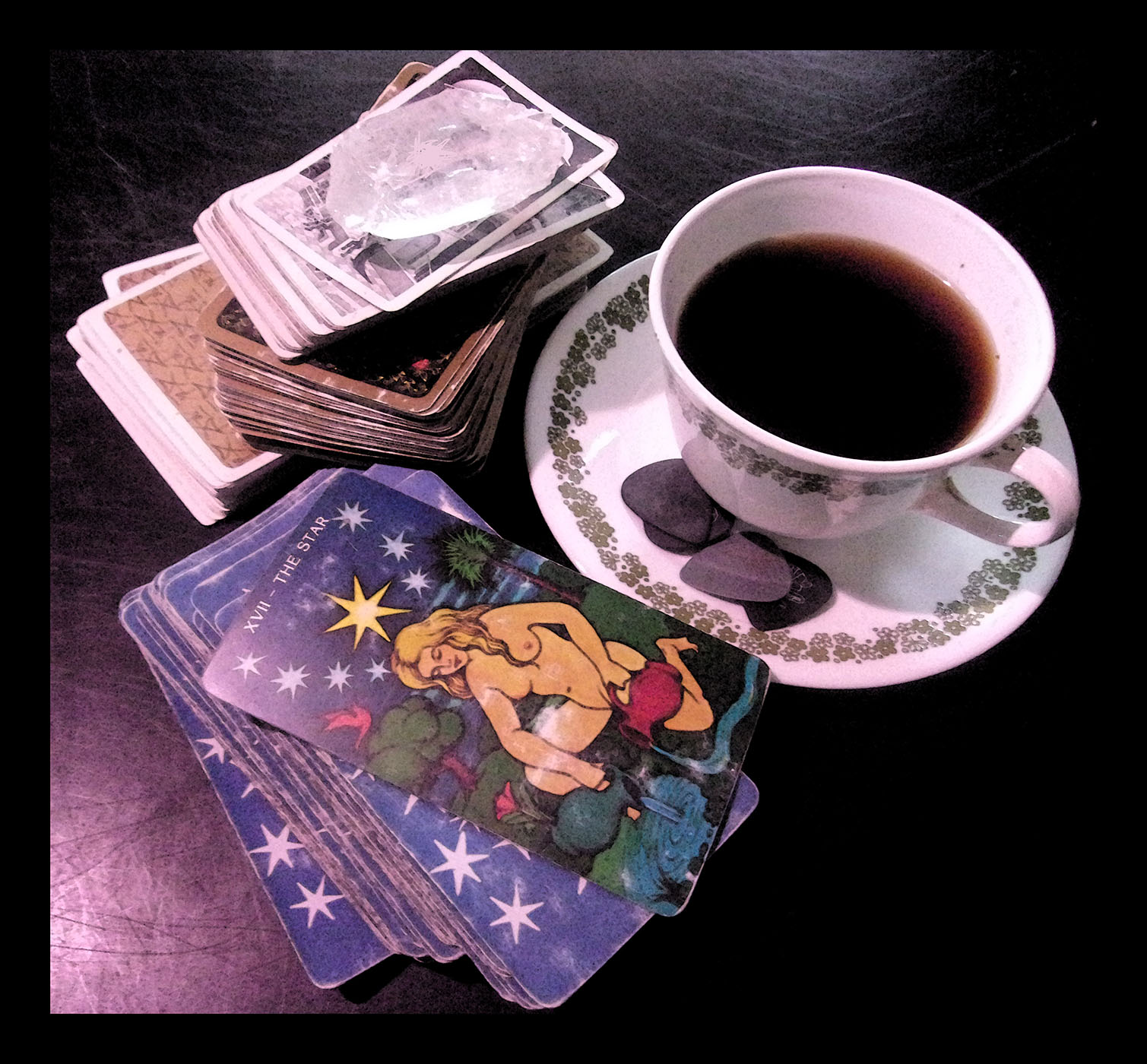 coffee & a card daily tarot