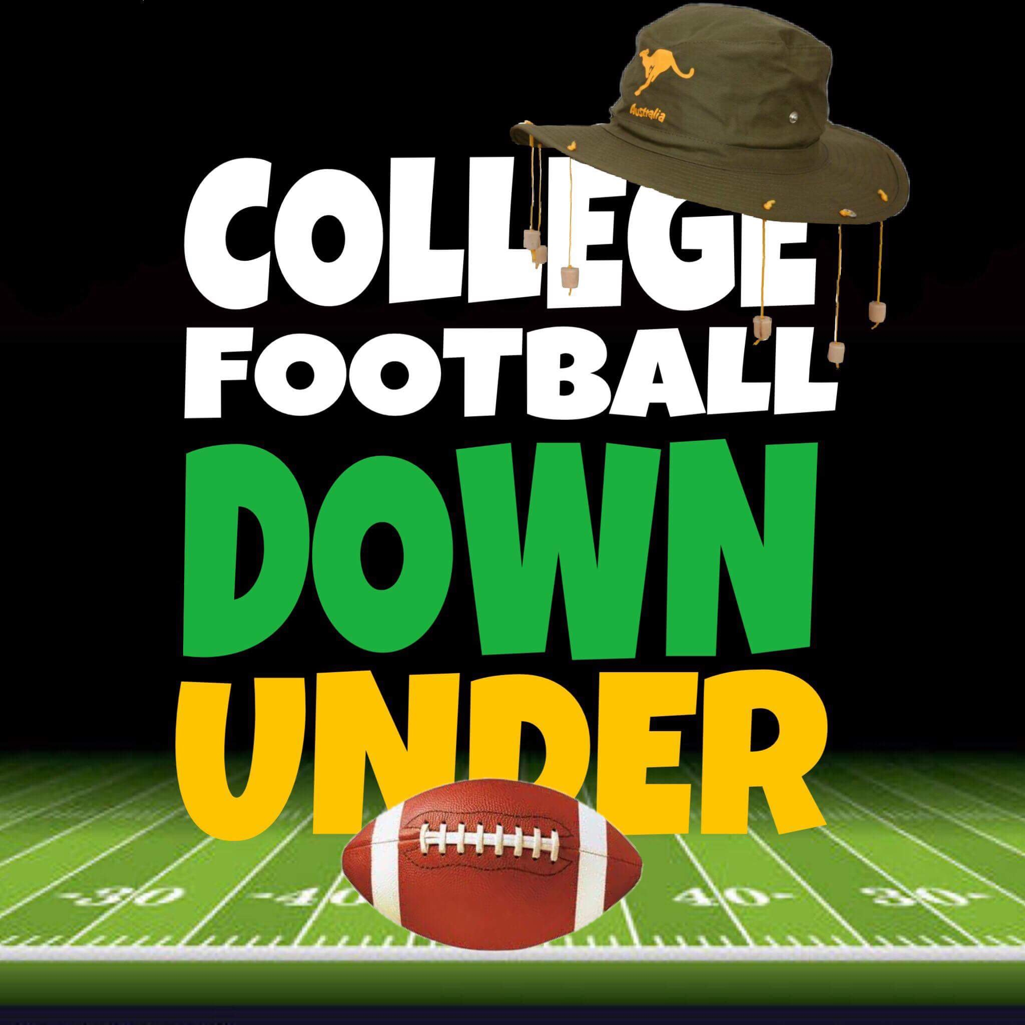 College Football Down Under