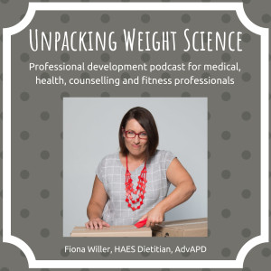 Unpacking Weight Science