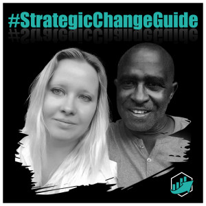 Strategic Change Guide Podcast by Lucy&Jim Woods