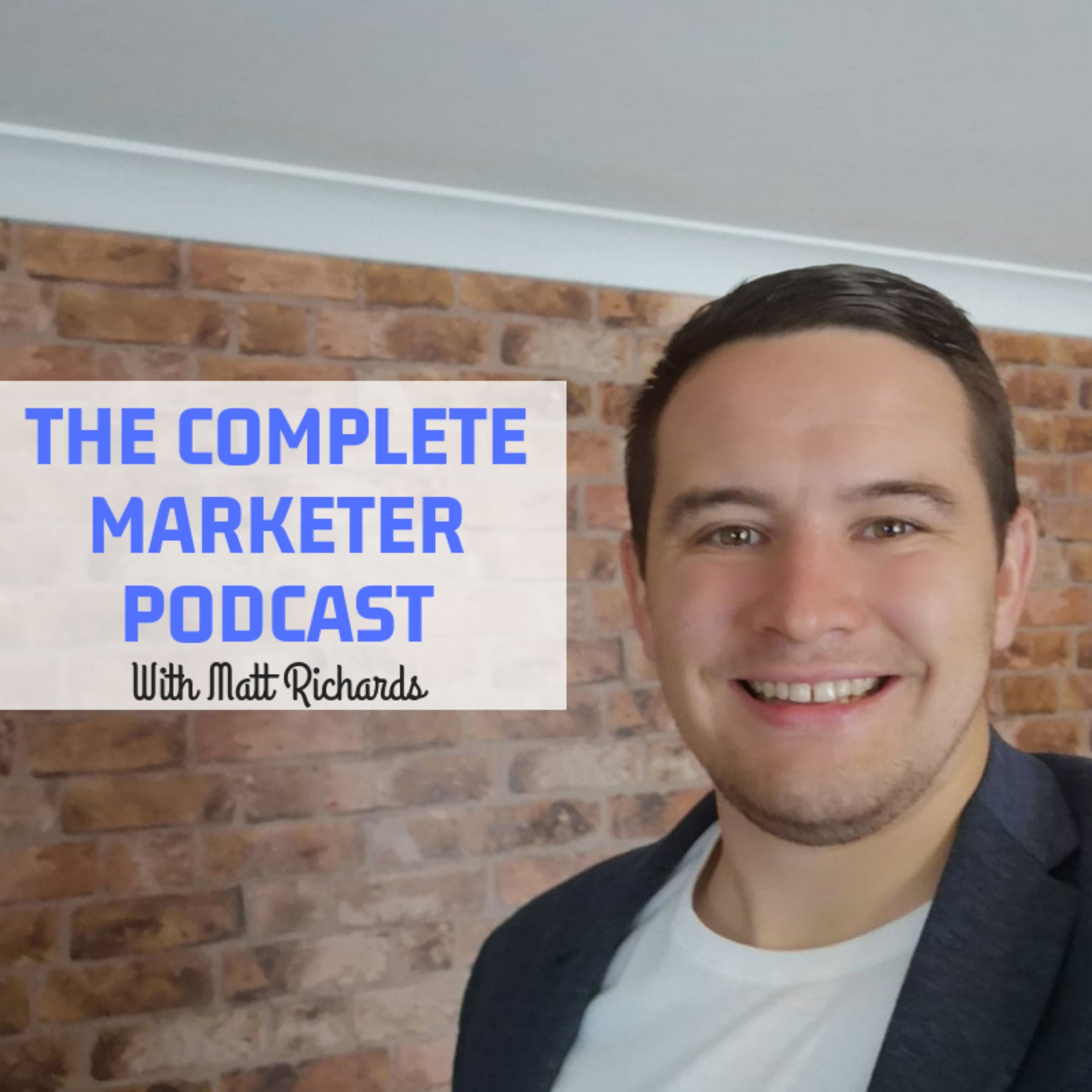 The Complete Marketer Podcast