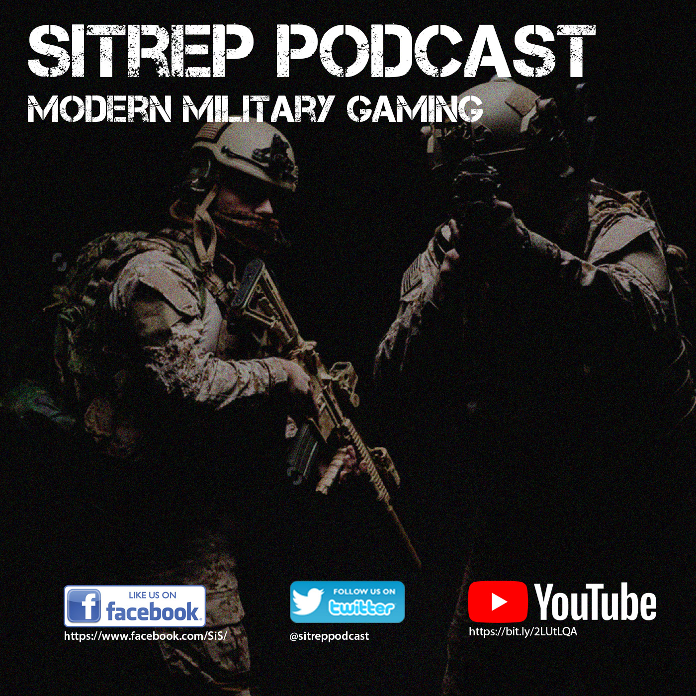 The SITREP Podcast