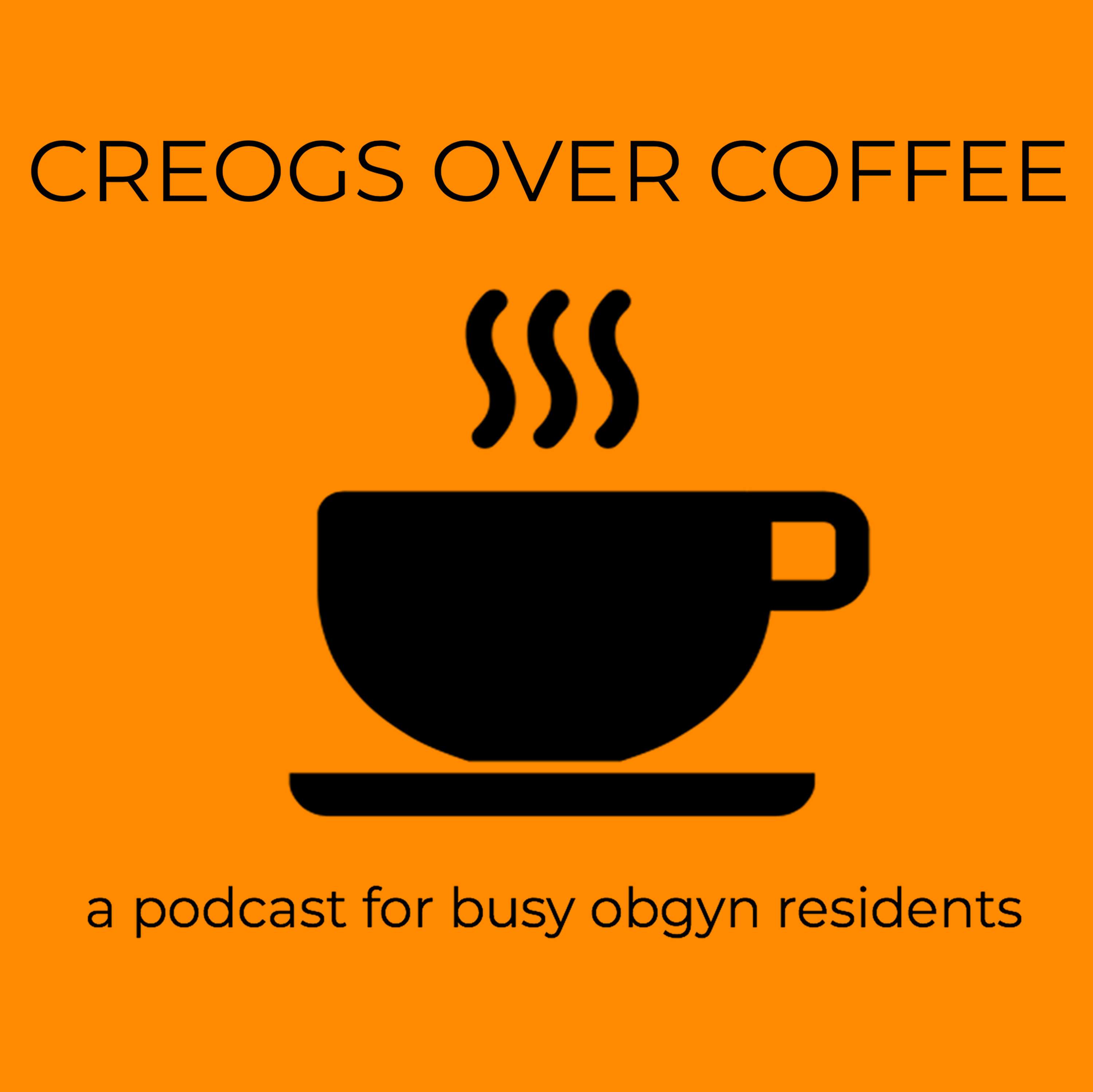 CREOGs Over Coffee