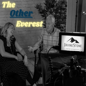 The Other Everest with David Irvine