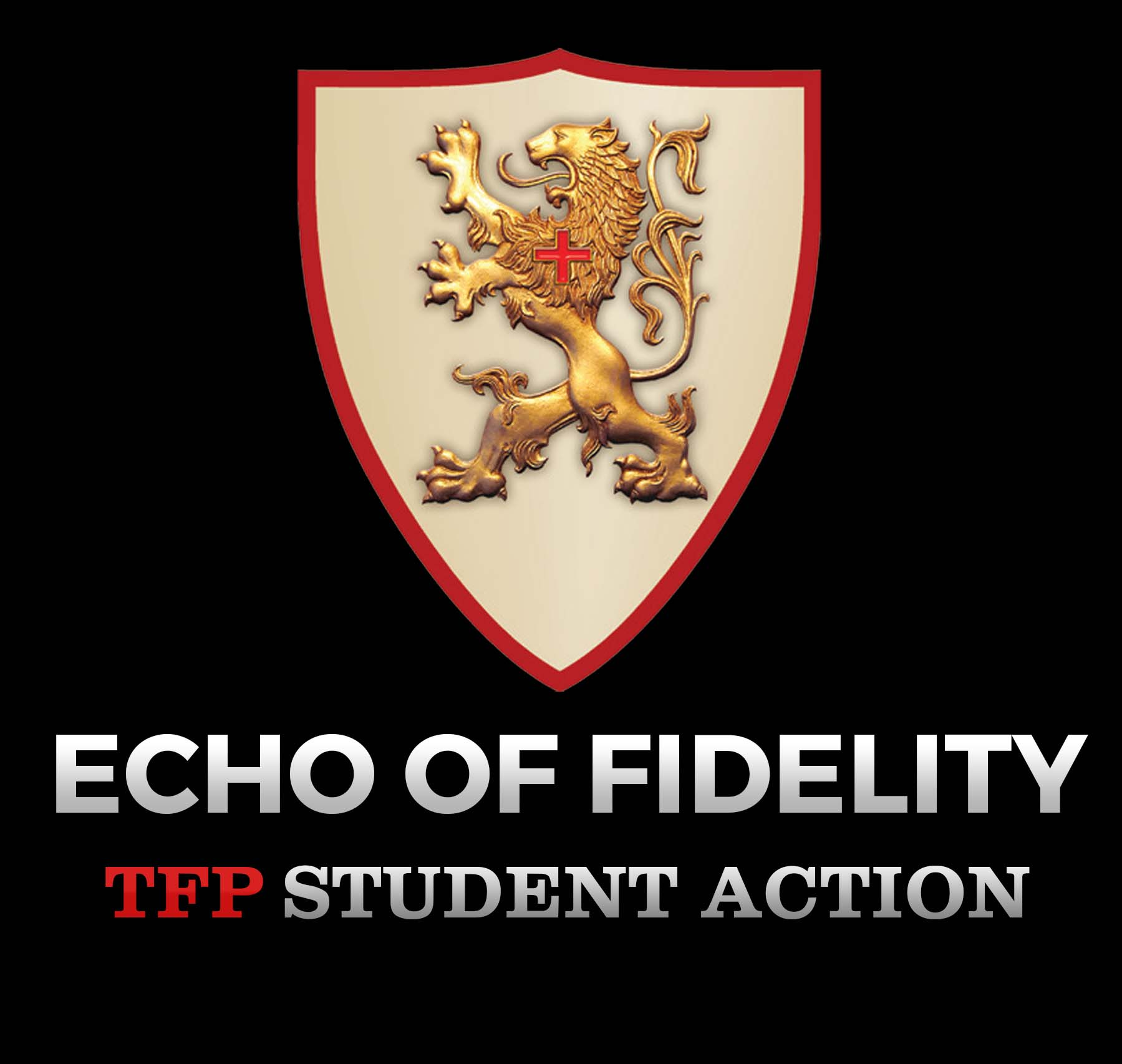 Echo of Fidelity: TFP Student Action Podcast