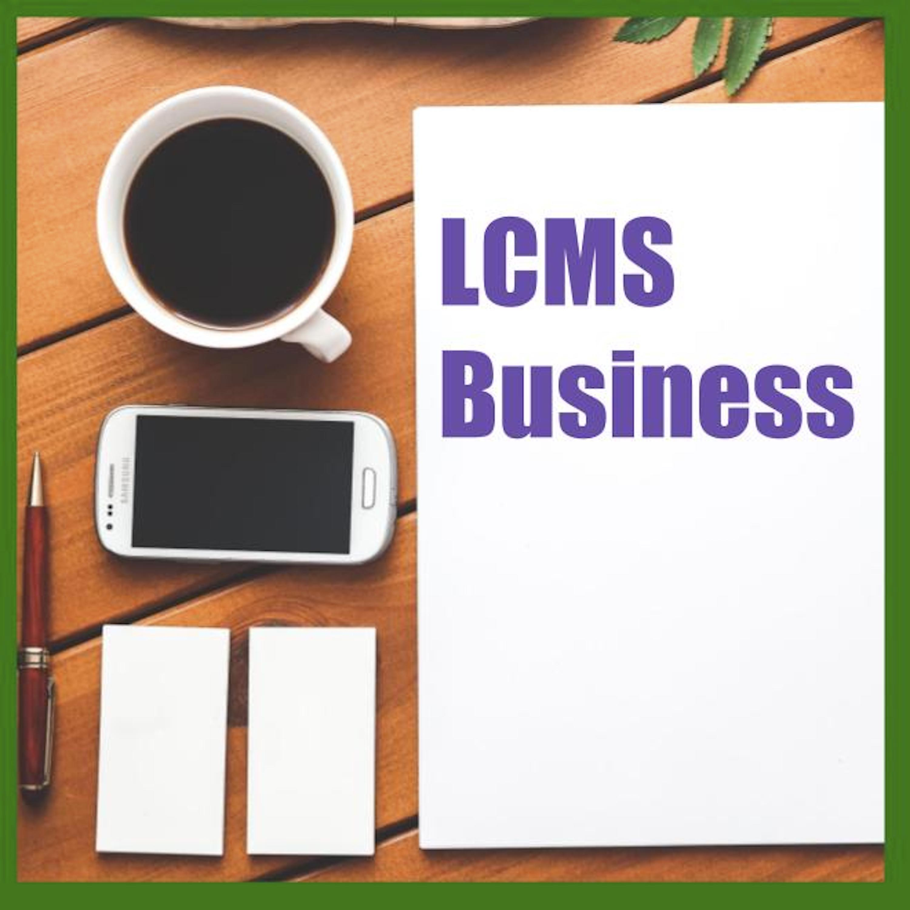 Lumpkin County Middle School Business Podcast