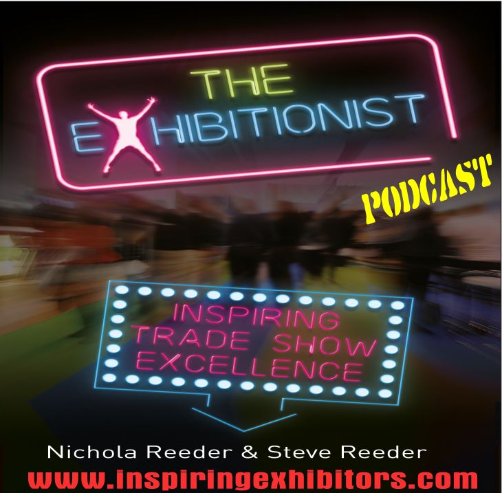 The Exhibitionist Podcast Episode 37 - Adam Parry - Event tech Live & Event Industry News