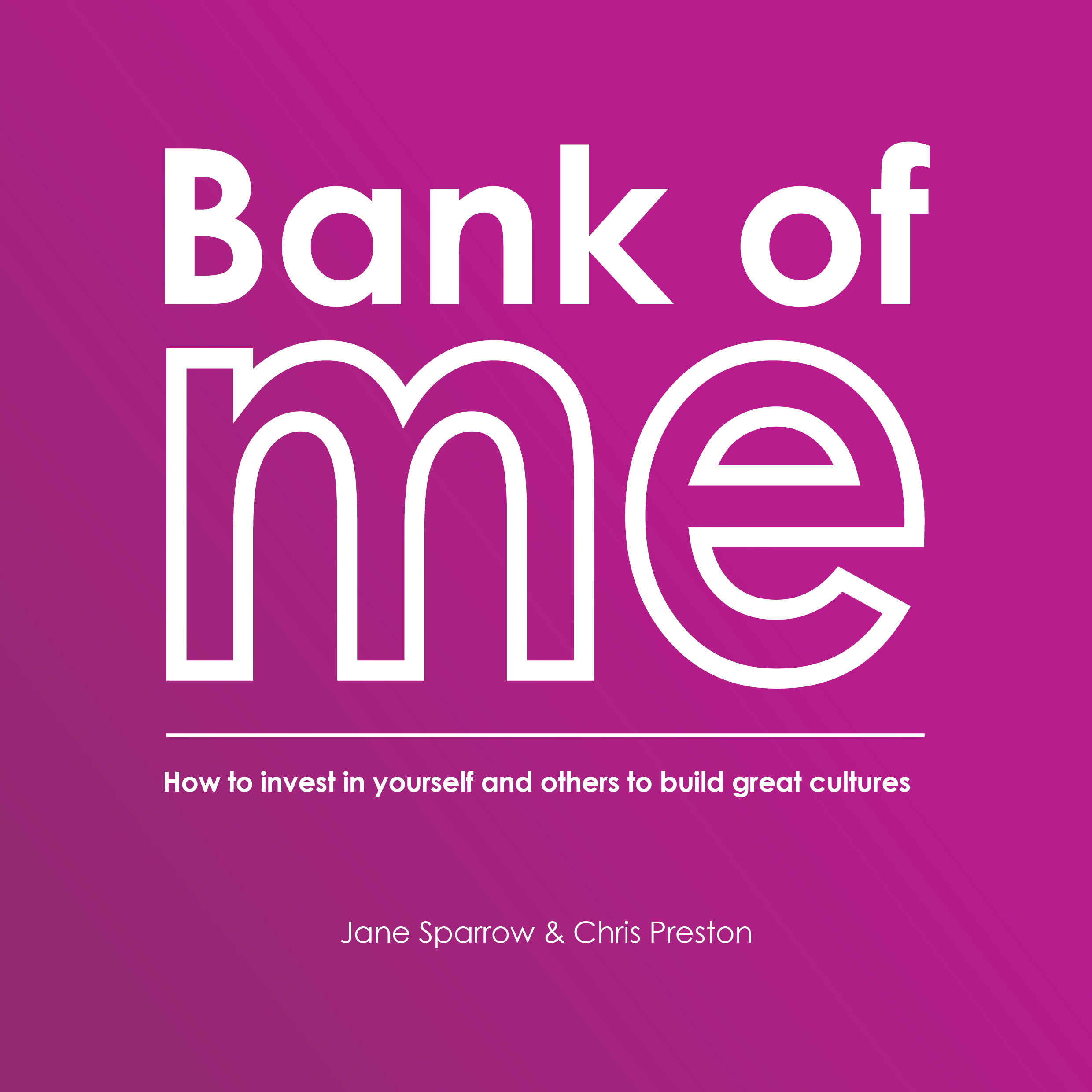 The Bank of Me
