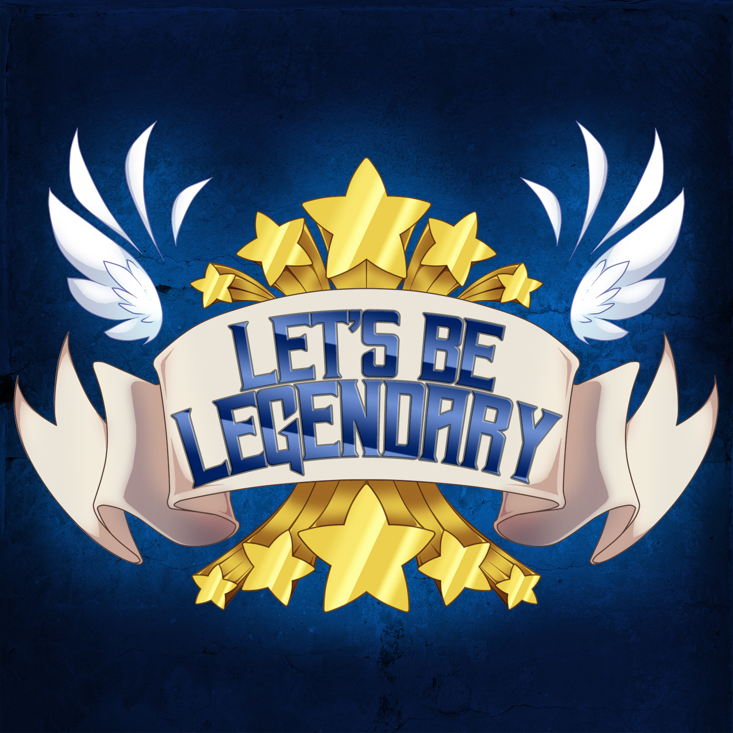 Let's Be Legendary Podcast