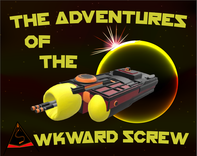 The Awkward Screw - A Sonic Space Fiction Podcast