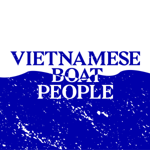 The Vietnamese Boat People