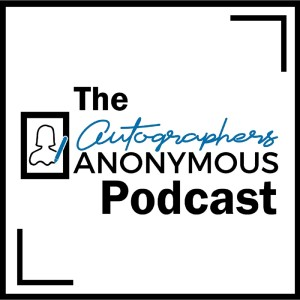 The Autographers Anonymous Podcast
