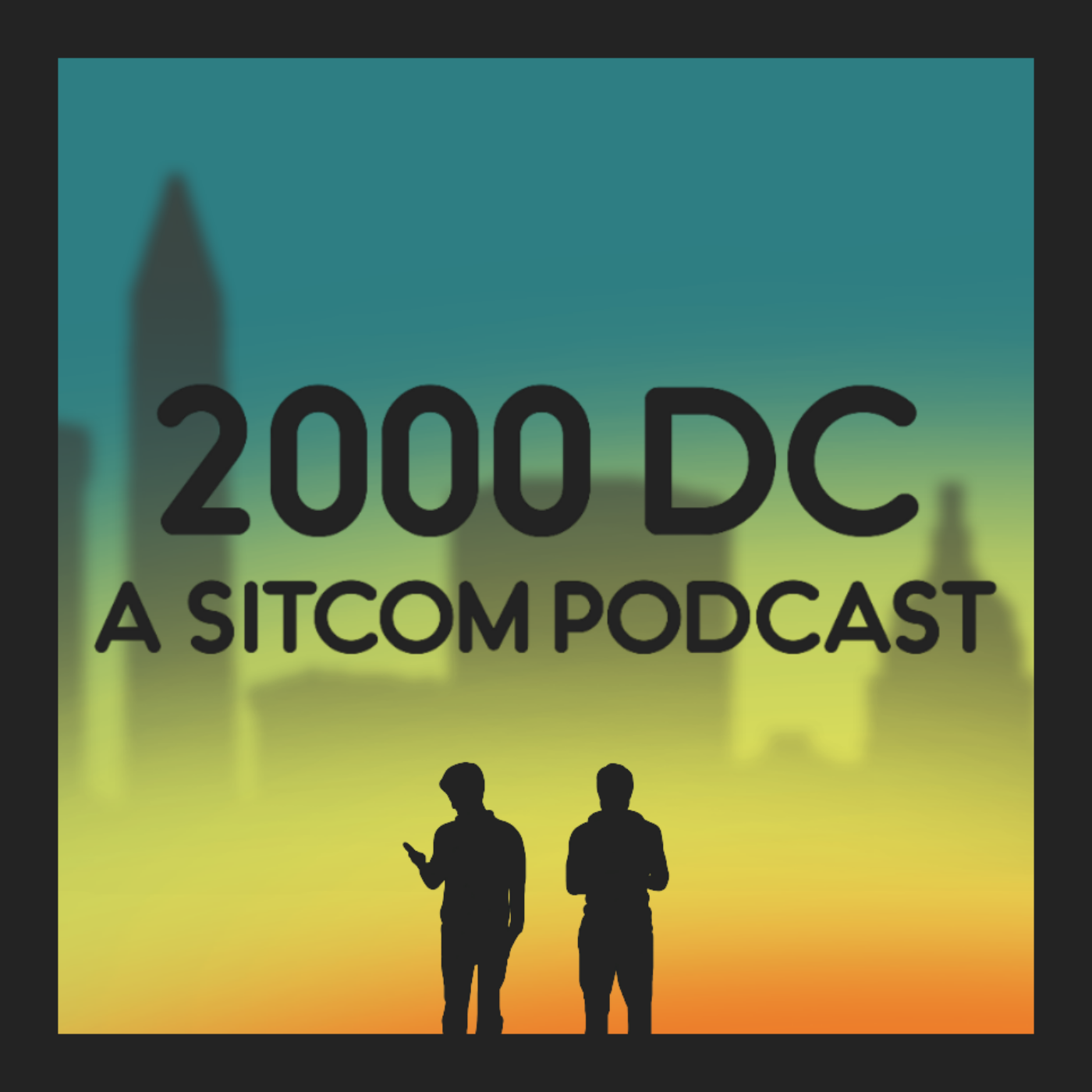 2000 DC - A Sitcom Podcast