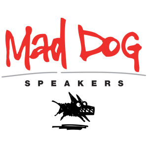 Mad Dog Recovery AA Speakers