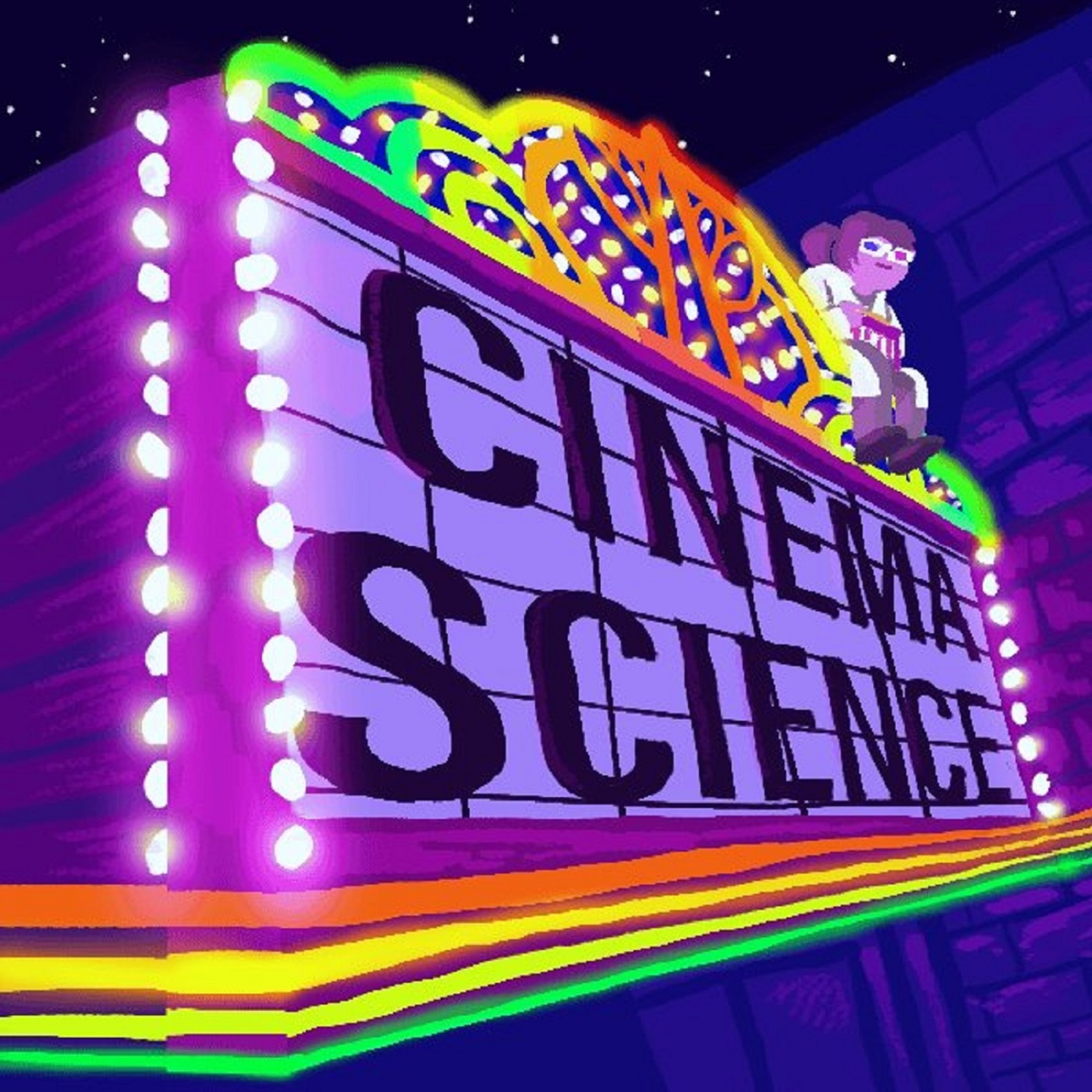 Cinema Science Podcast: Scientists Chat About Their Favorite Movies and Shows