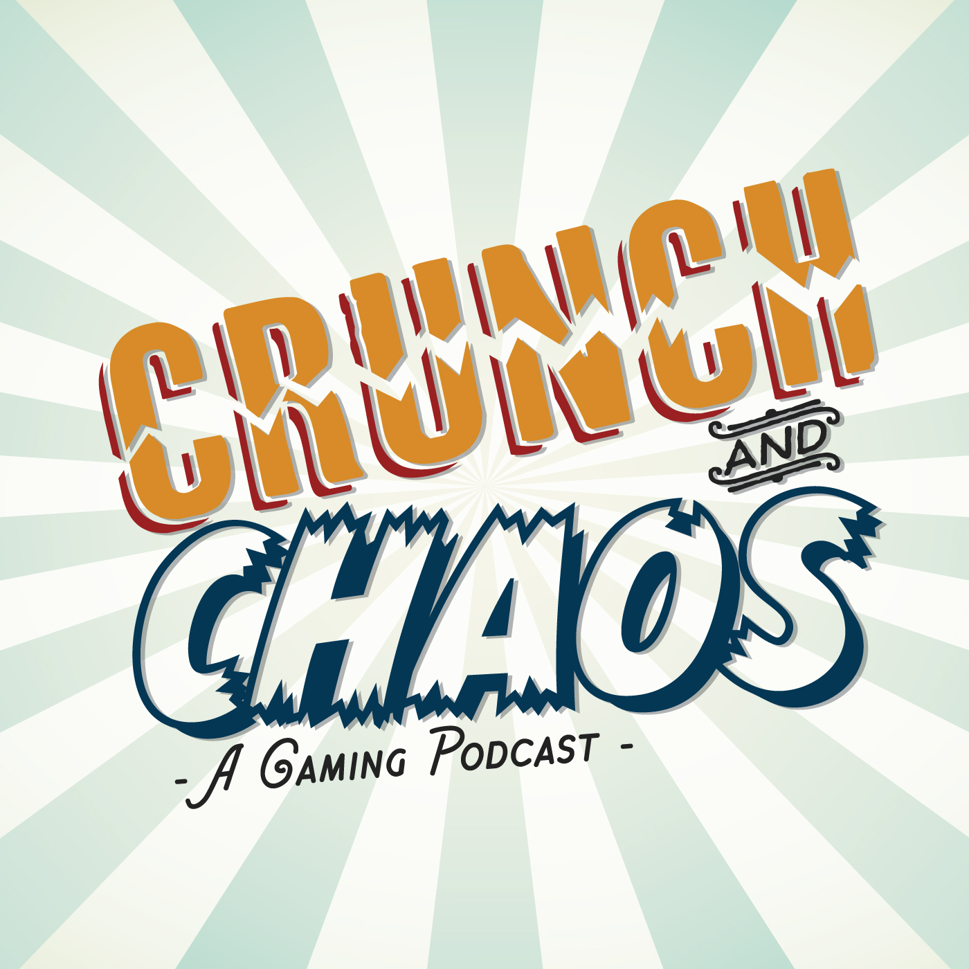 Crunch & Chaos - A gaming podcast