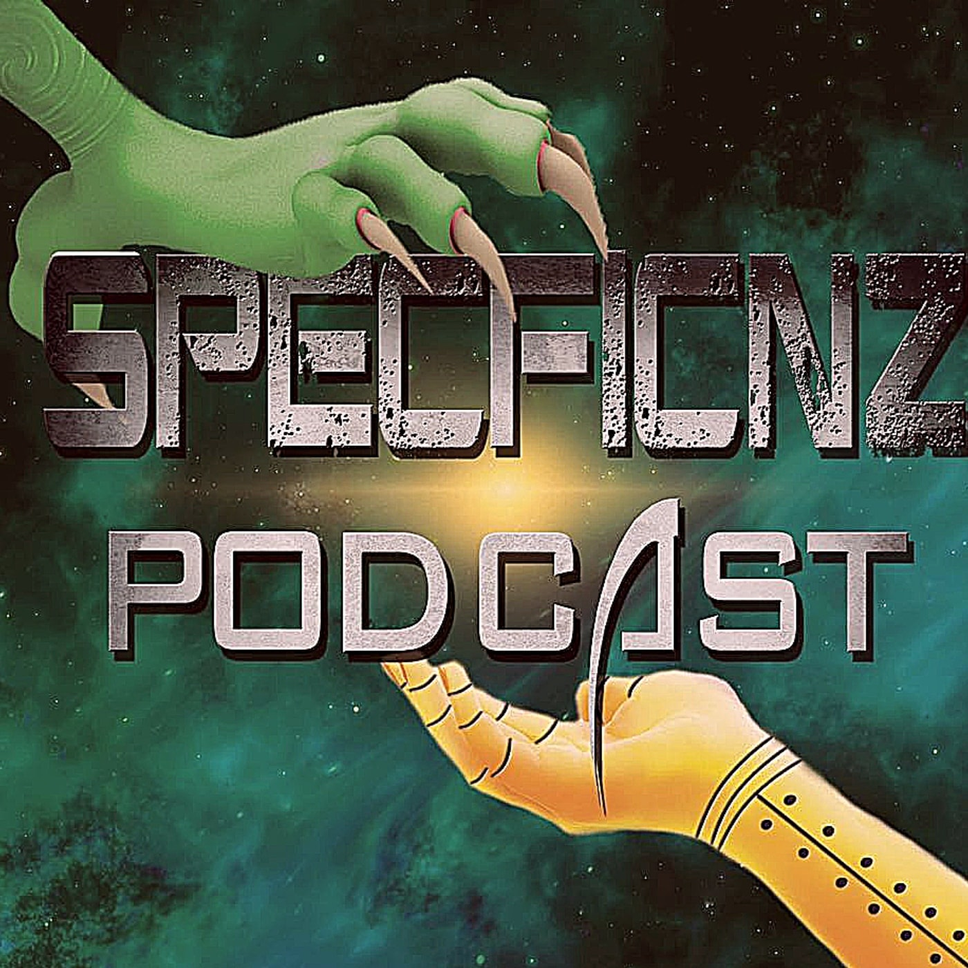 The SpecFicNZ Podcast