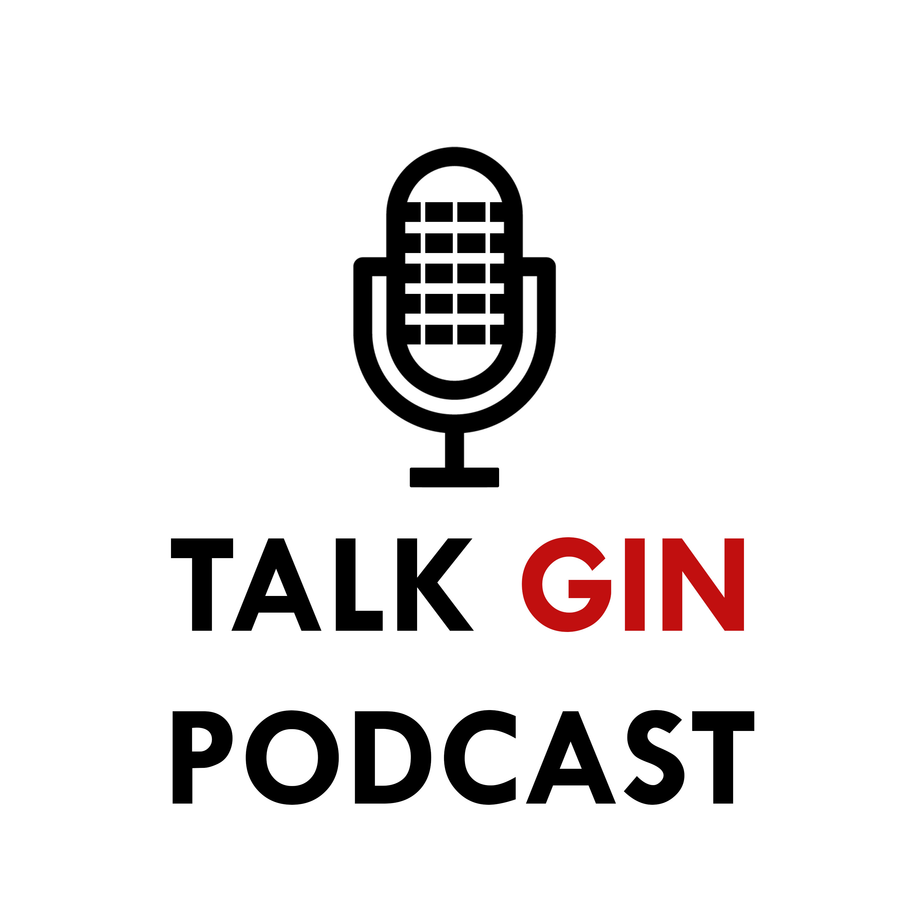 Talk Gin Podcast - Episode 4 - With Chris Brown - Four Pillars Gin, Herno Gin working for Love Drink