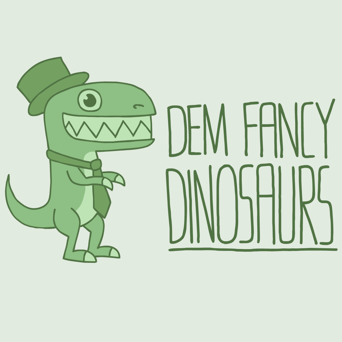 Dem Fancy Dinosaurs Podcast
