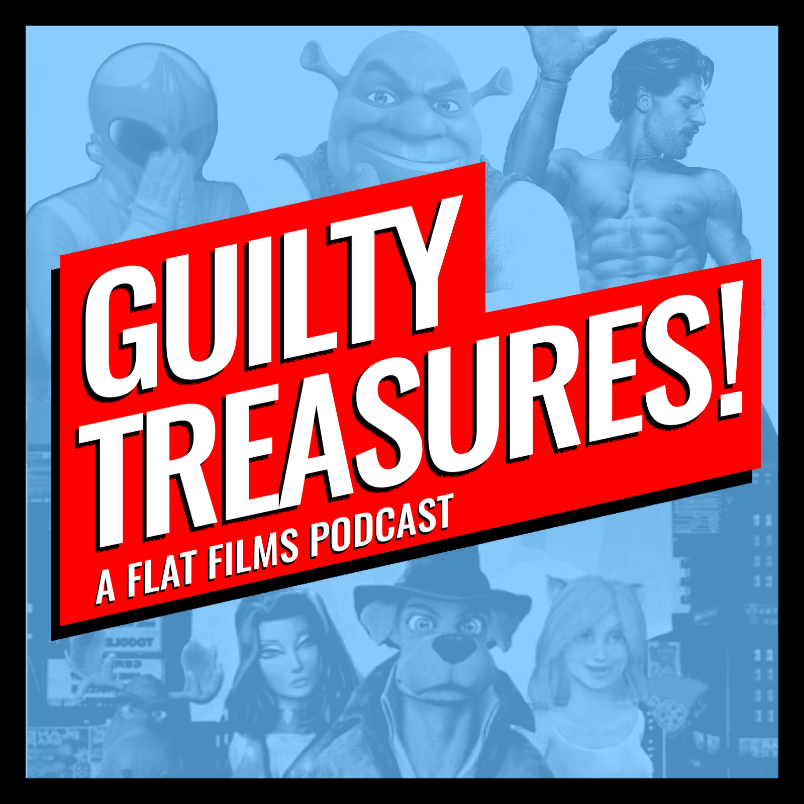 Guilty Treasures