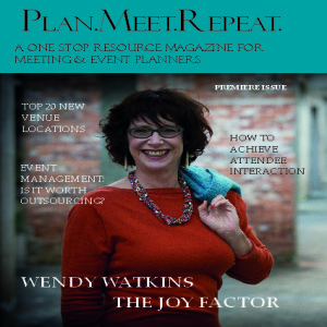Plan.Meet.Repeat - A podcast for Meeting Planners