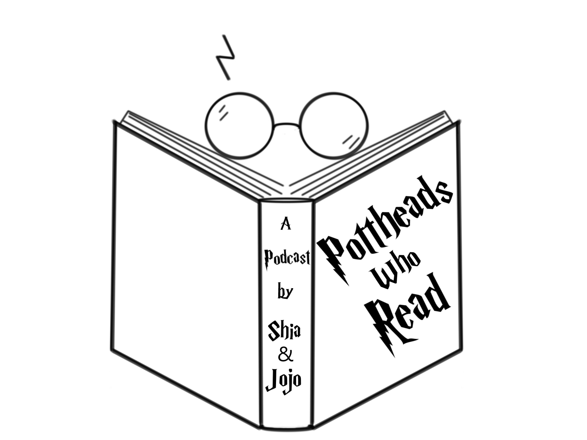 Pottheads Who Read- A Podcast