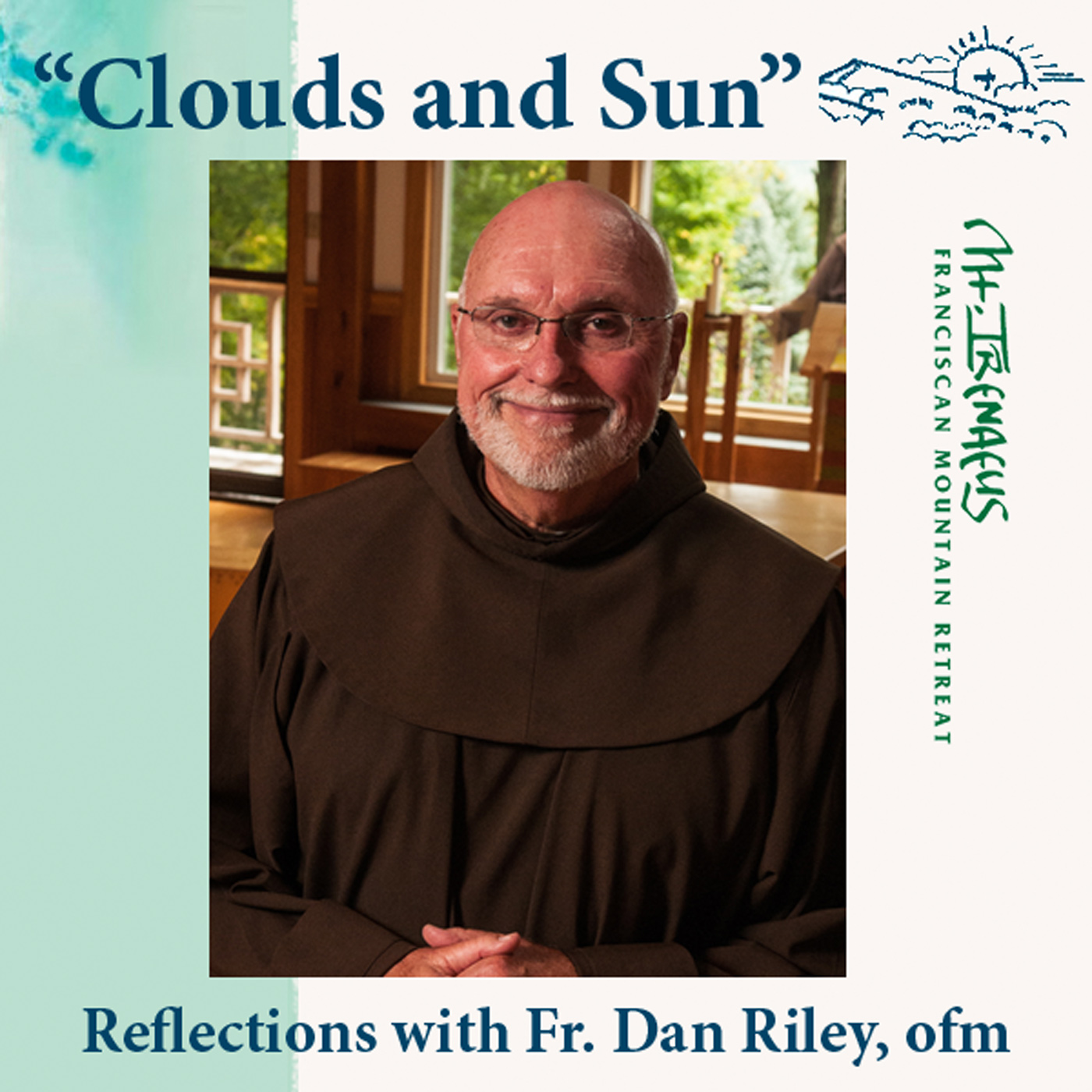 Fr. Dan Riley Clouds & Sun Reflections