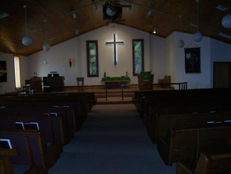 Faith Lutheran Church Durant OK