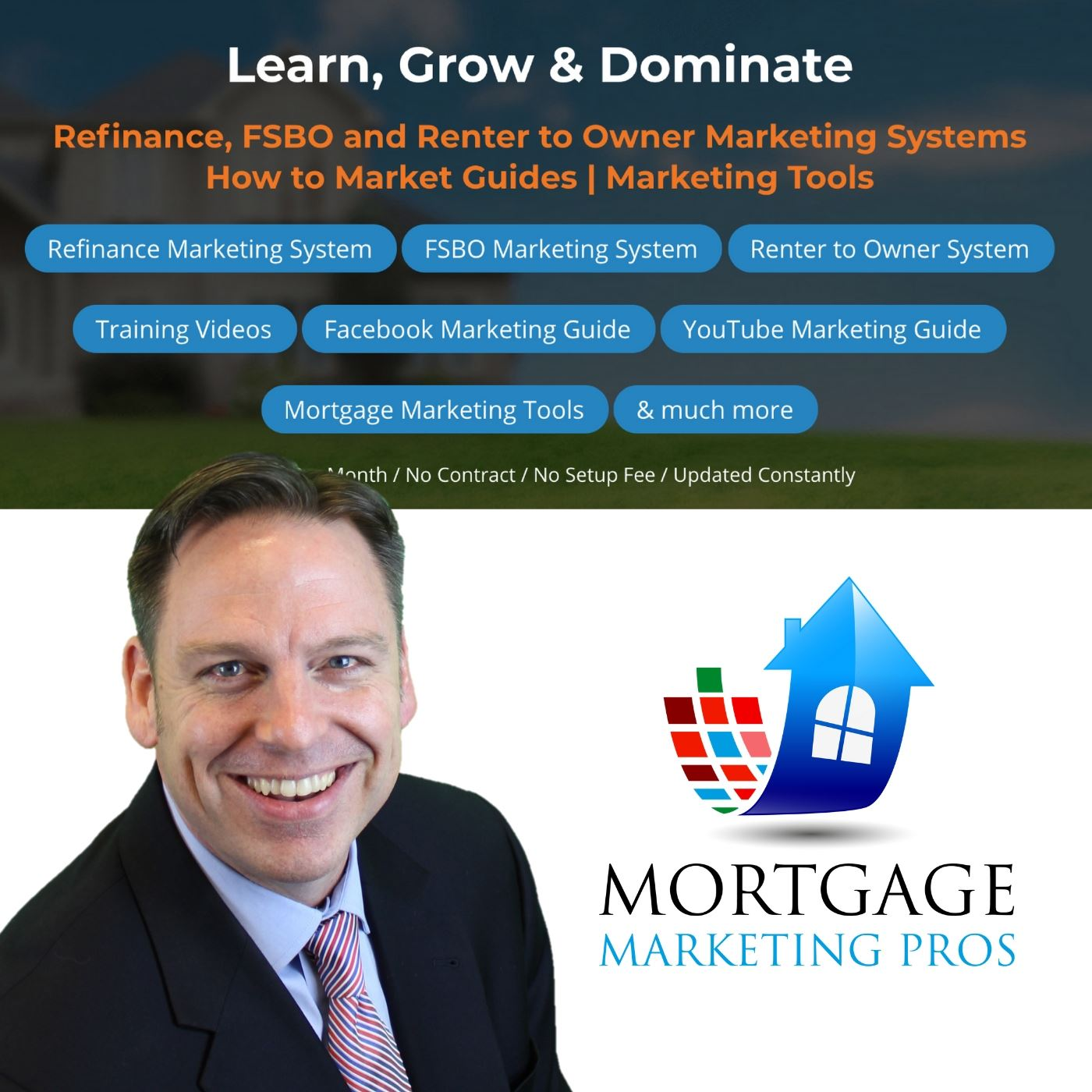 Mortgage Marketing Pros
