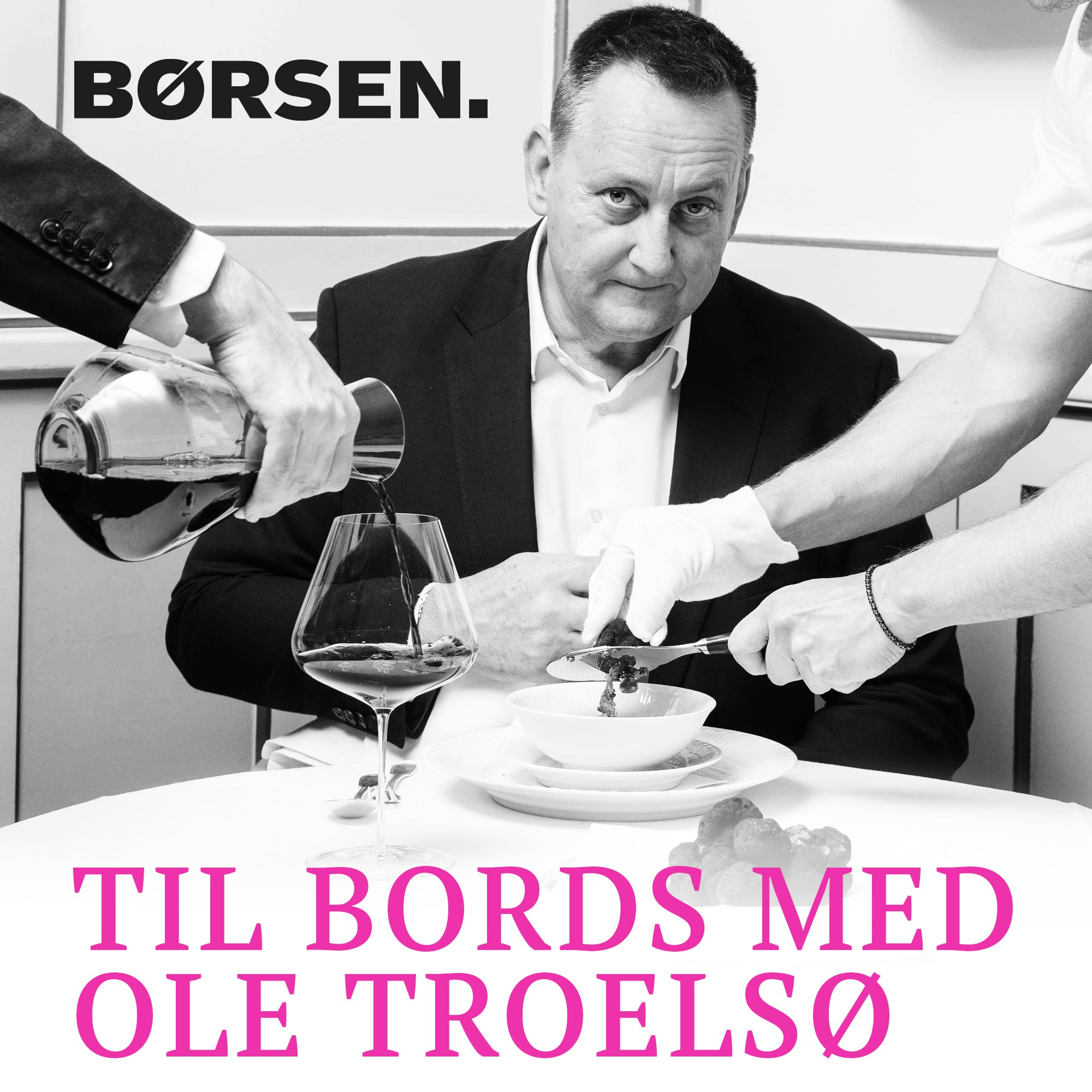 Til bords med Ole Troelsø