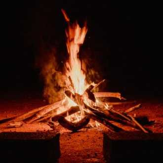 Mysteries by the Fire