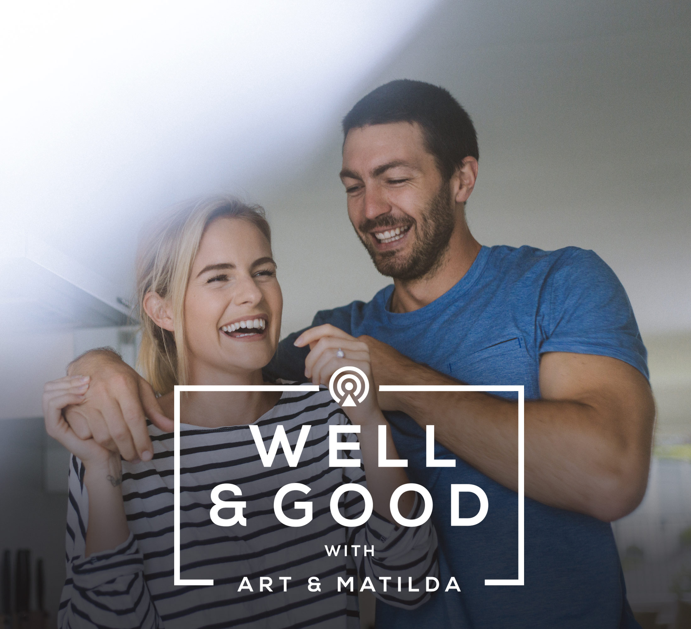 finest selection 240fd 51c91 Well & Good with Art & Matilda on Apple Podcasts