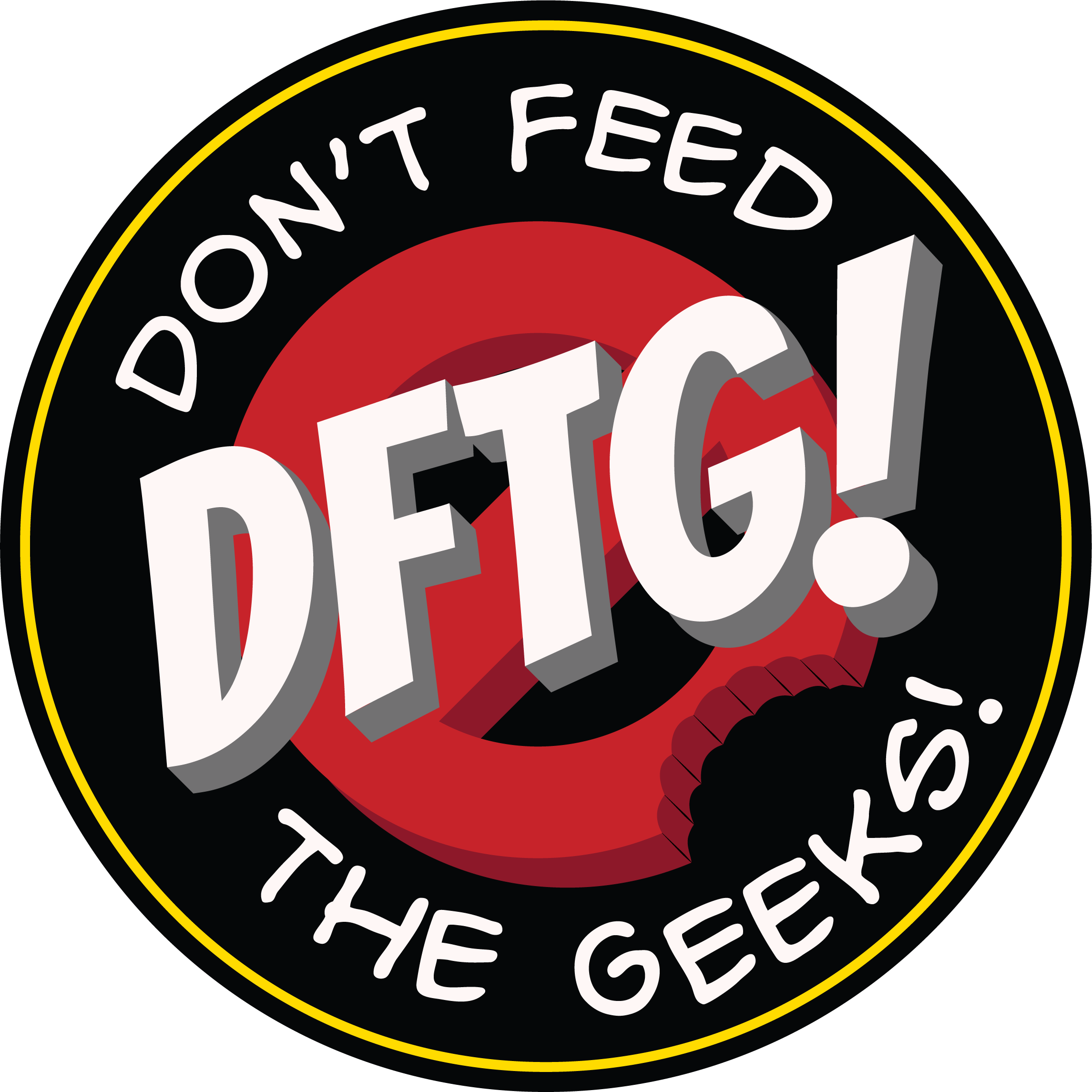 Don't Feed The Geeks