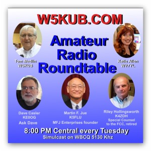 Amateur Radio Roundtable
