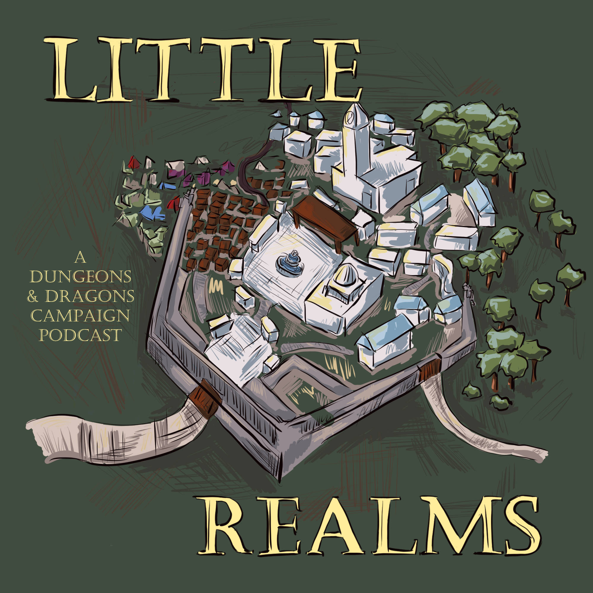 Little Realms | A DnD Actual Play