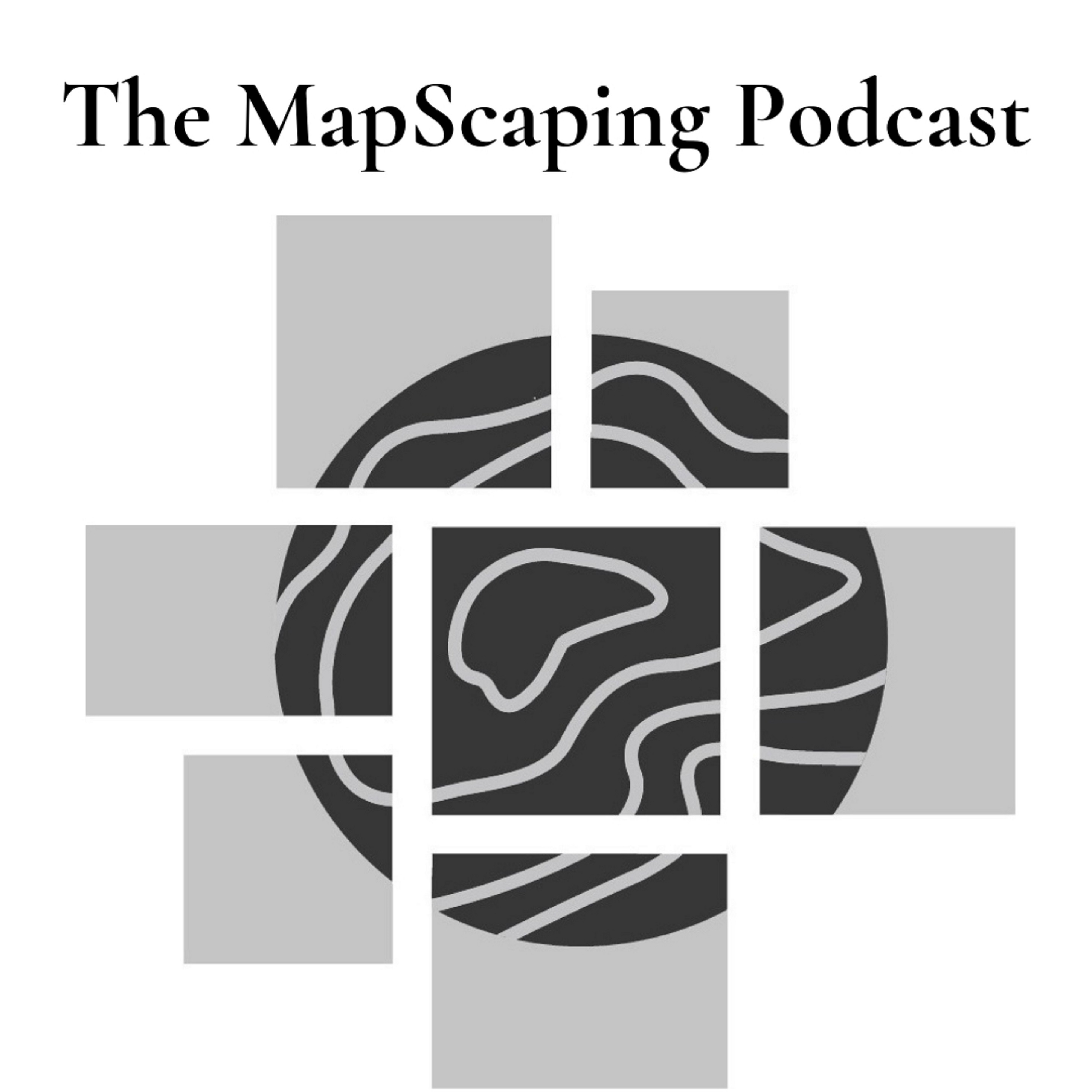 The MapScaping Podcast - GIS, Geospatial, Remote Sensing, earth observation and digital geography podcast show image