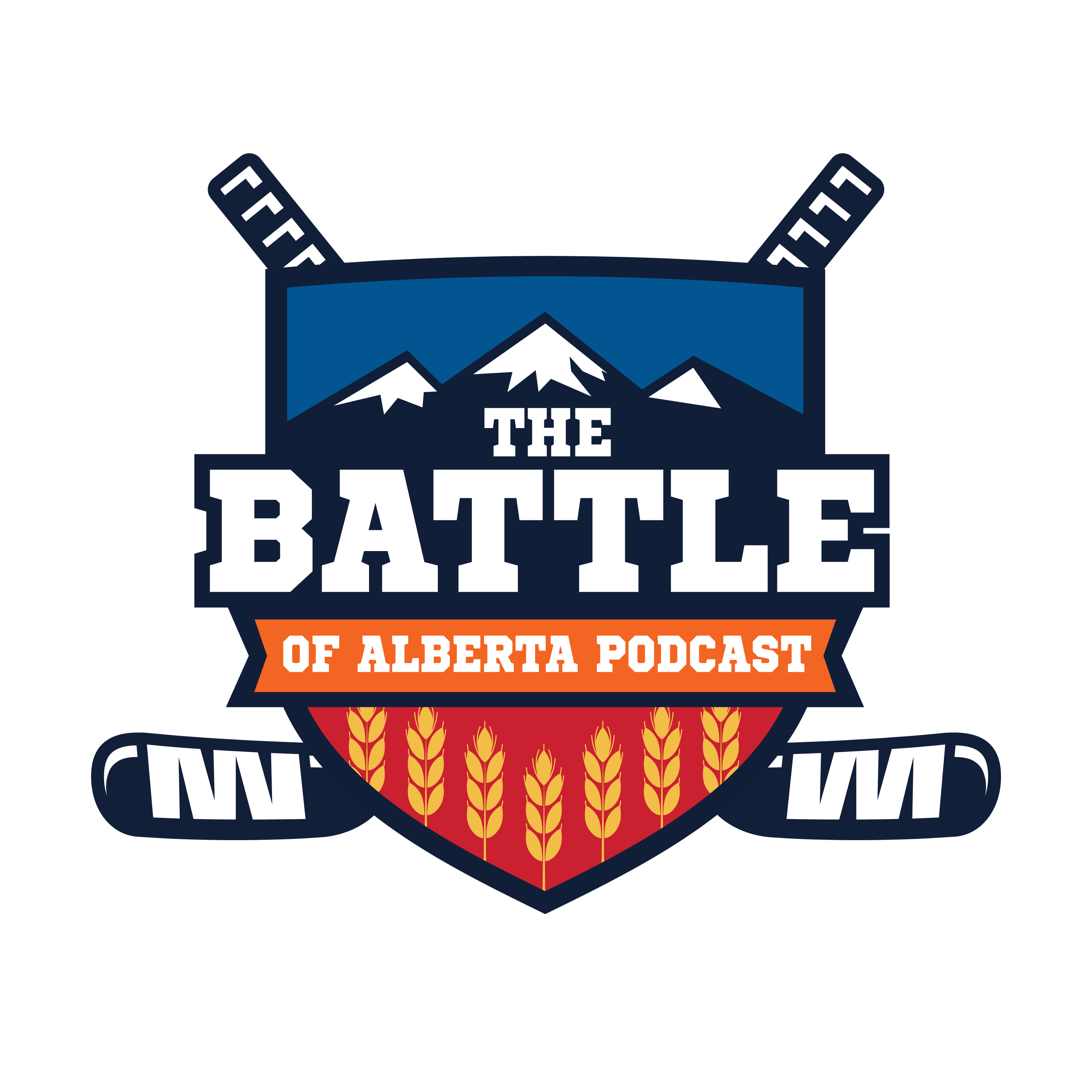 The Battle of Alberta Podcast