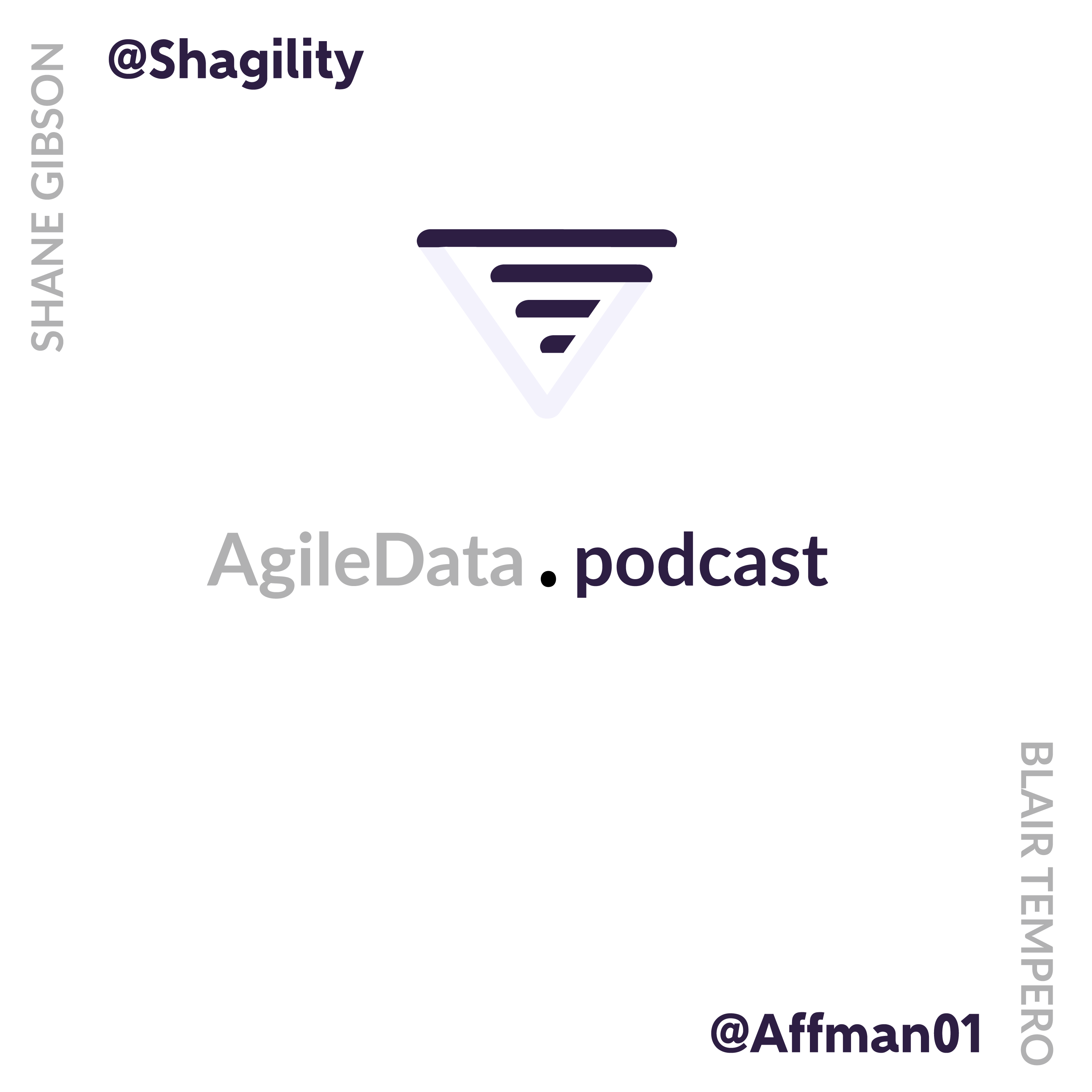AgileData #17 - Flying the airplane while building it