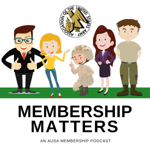 AUSA's Membership Matters Podcast