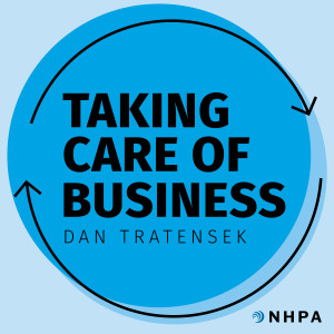 Taking Care of Business with Dan Tratensek