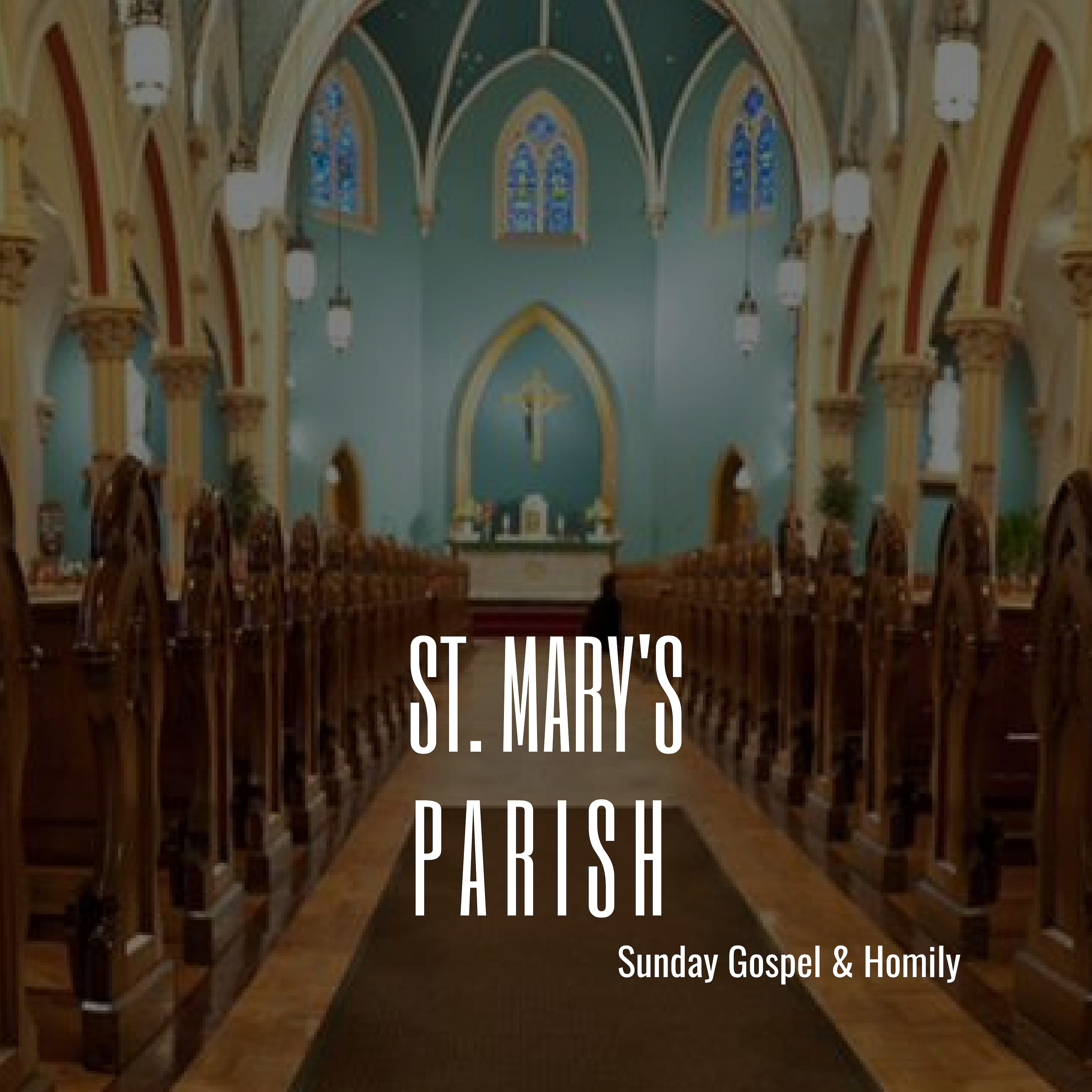 St Mary's Parish Homilies