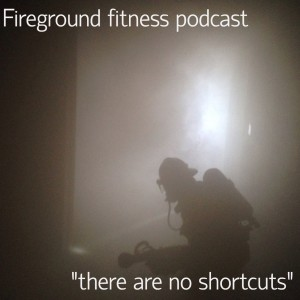 The Fireground Fitness Podcast, Rayne Gray