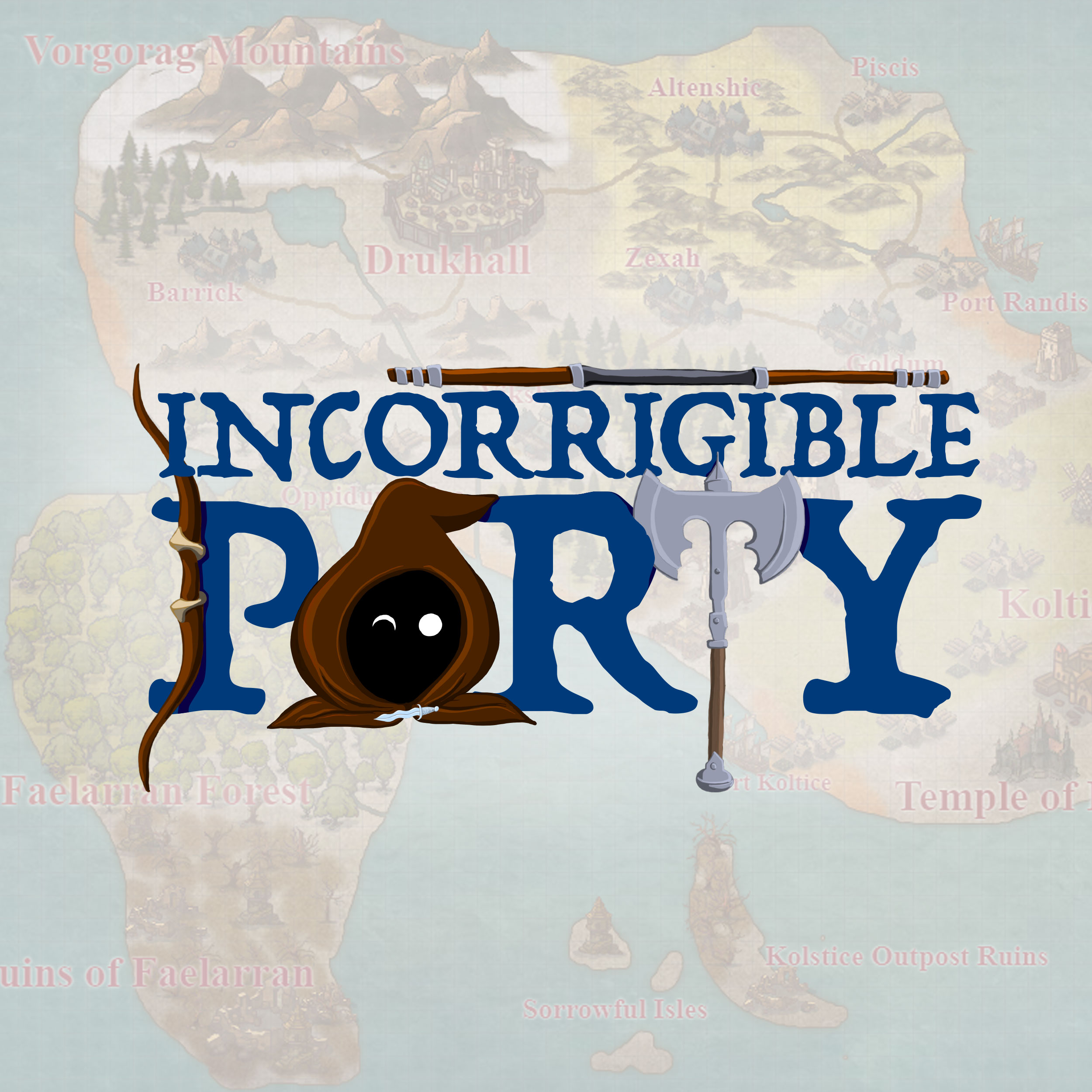 The Incorrigible Party Podcast