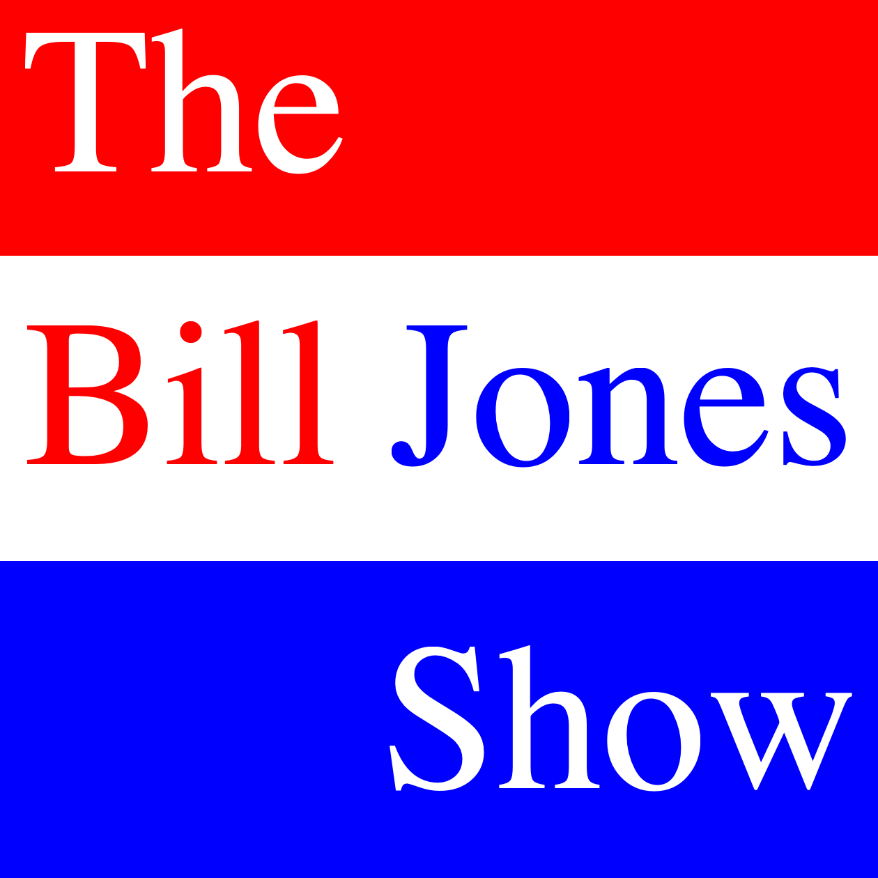 The Bill Jones Show