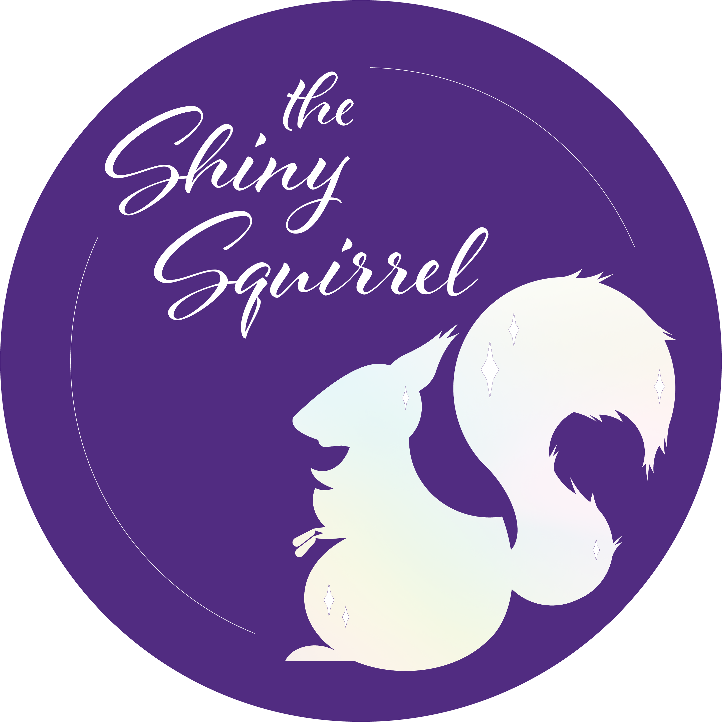 The Shiny Squirrel Podcast