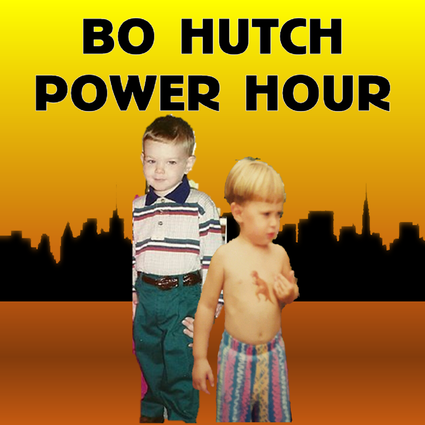 Bo Hutch Power Hour