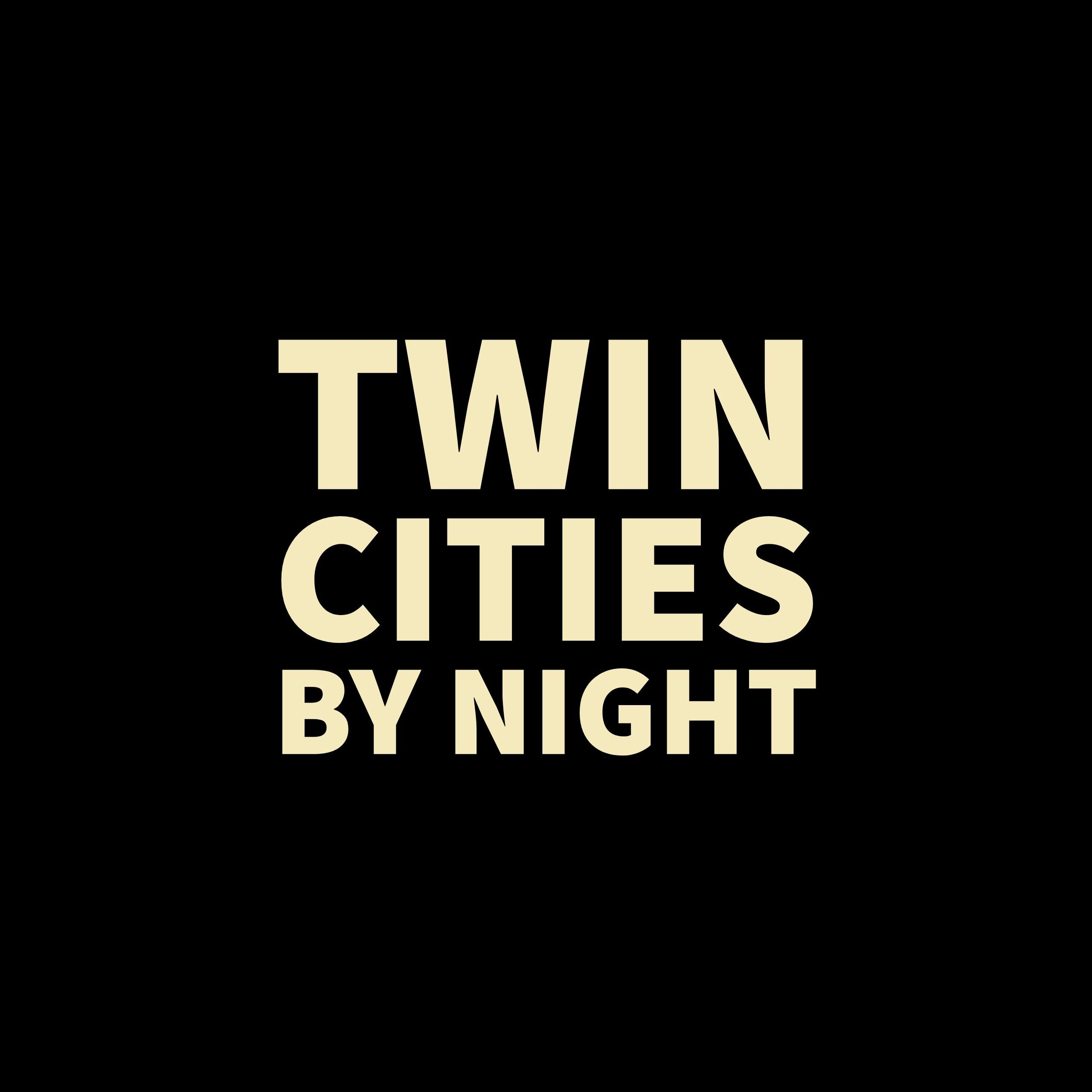 Twin Cities by Night