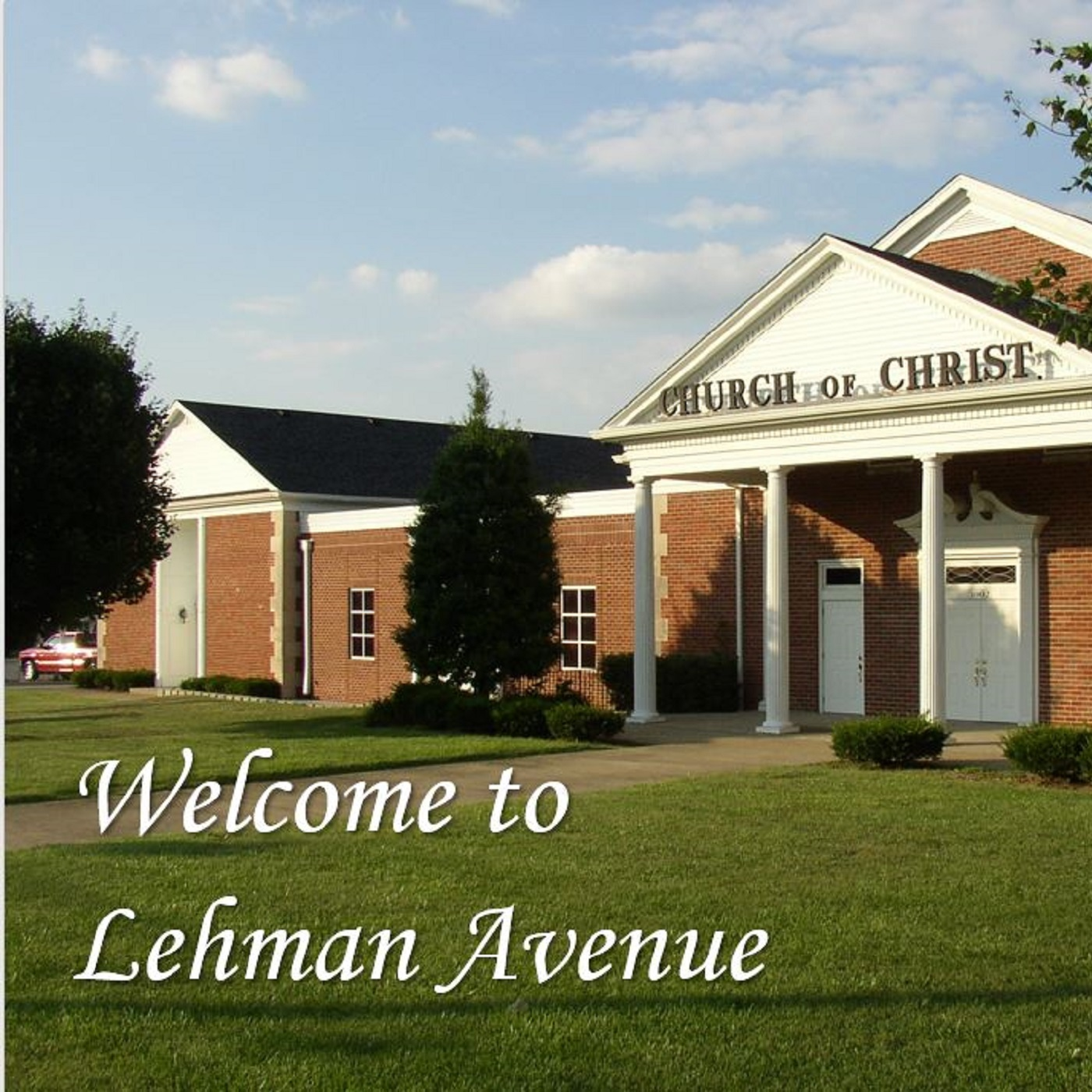 Lehman Ave Church of Christ
