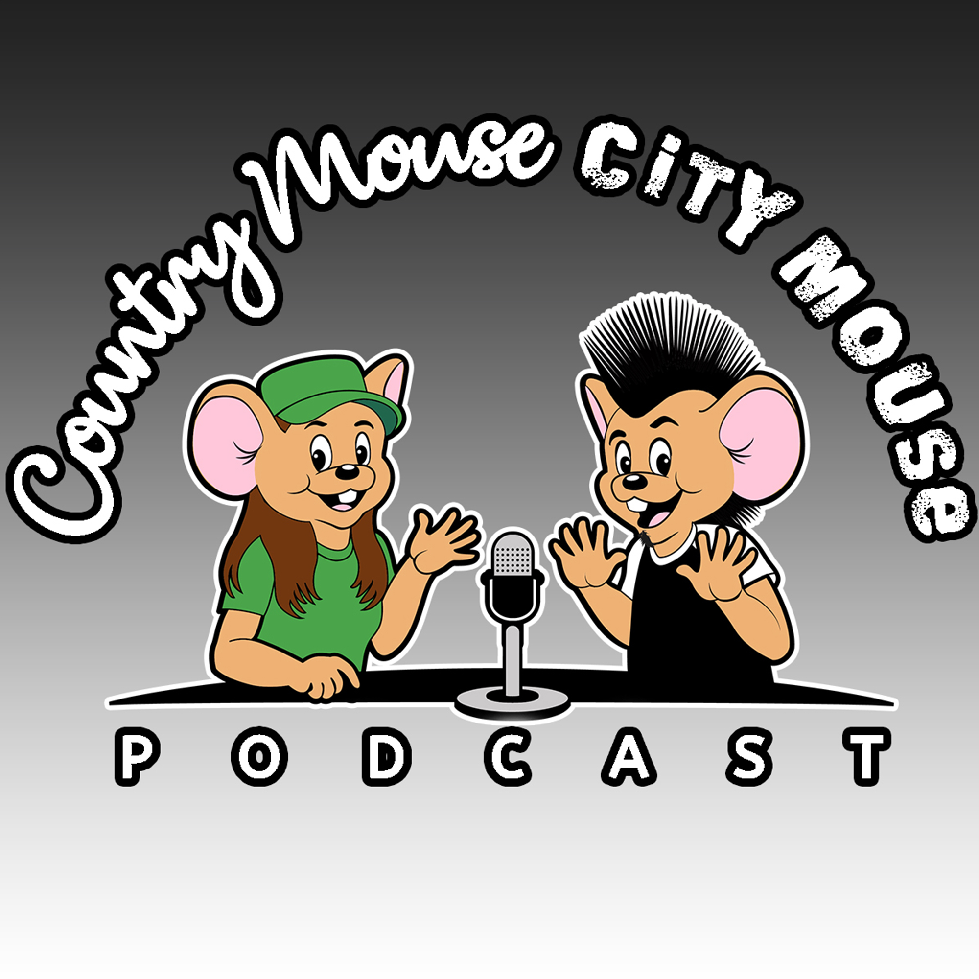 The Country Mouse City Mouse Podcast