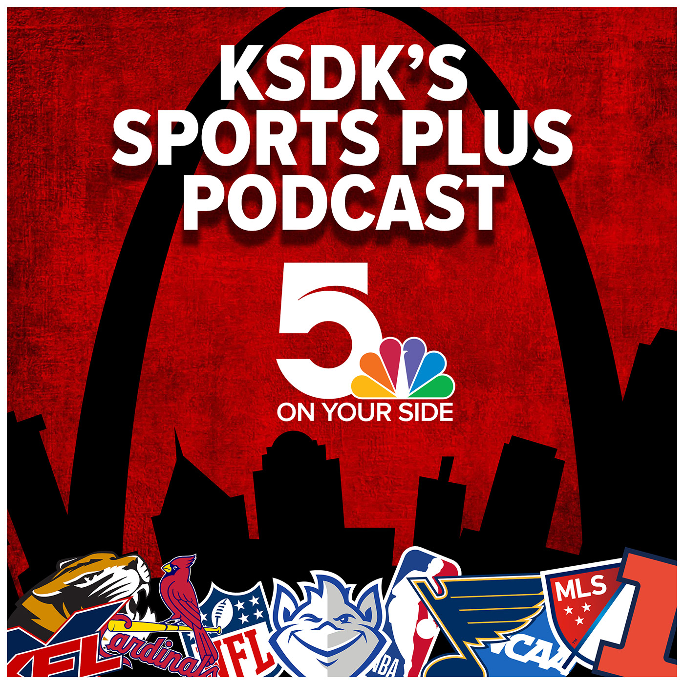 KSDK's Sports Plus Podcast Trailer